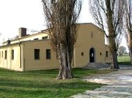 Židovský hřbitov s krematoriem