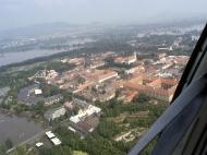 Terezín air view