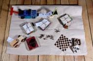 2. kategorie – Cena Erika Poláka, kolektiv dětí (ZŠ a MŠ Frýdecká Havířov)  - soubor hraček vyrobených žáky 1
