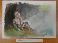 2. kategorie - 2. místo - Barbora Málková - Beznaděj a bolest