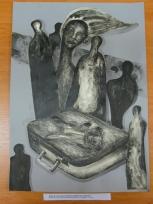 2. kategorie - 3. místo - Markéta Šrumová - Ztracena v davu sama, bezmocná, opuštěná a bez vzpomínek