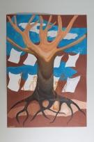 2. kategorie - 2. místo -Kateřina Uhrová - Kořeny lidstva jsou jako kořeny stromů - pevné a stálé