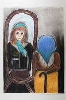 2. kategorie -Cena Erika Poláka - Markéta Černá - Zrcadlo vzpomínek