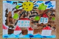 1. kategorie - 2. místo - Adéla Rezanková, 9 let - ZŠ a MŠ Chrášťany - bez názvu