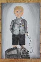 2. kategorie - 6. místo - Gabriela Pejchalová, 14 let - 1. ZŠ Nové Město na Moravě - Potěmkinova hračka
