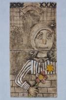 2. kategorie - Zvláštní cena - Kateřina Dudíková, 12 let - Středisko volného času Korunka Ostrava – Mariánské Hory - Něha za plotem