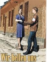 3. katogie - 8. místo - Jan Vlček, 18 let - Gymnázium U Balvanu Jablonec nad Nisou - Propagandistické plakáty k 23. 6. 1944 5