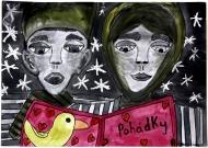 Cena Erika Poláka: Veronika Mackovčínová, 11 let, ZŠ Slovácká Břeclav, název: Tajné chvilky