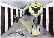 5. místo: Kateřina Štěrbová, 17 let, Obchodní akademie, Střední pedagogická škola a Jazyková škola Beroun, název: Vzdělání je prst namířený do budoucnosti